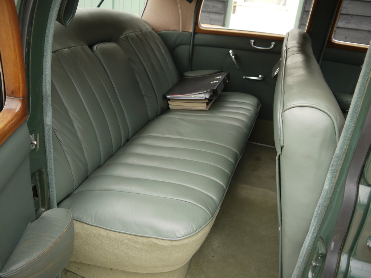 1955 ROVER P4 75 For Sale (picture 5 of 6)