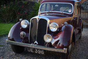 1947 P2 ROVER 12 - LOVELY EXAMPLE OF RARE 40s LUXURY CLASSIC