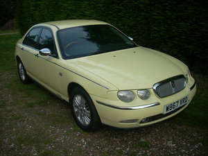 Rover 75 Club SE 2.0 V6. MOT 8/21. Cambelts done.