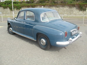 Picture of 1960 Rover P4 80 Saloon