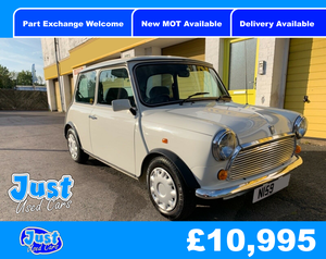 Mini Mayfair 1.3 Auto N Reg 1996 (Classic Mini)