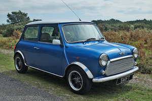 1999 Classic Rover Mini 1.3i Mpi injection Manual For Sale