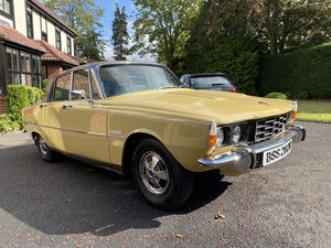 1974 Rover P6 3500 V8 Auto 66,000 Miles For Sale