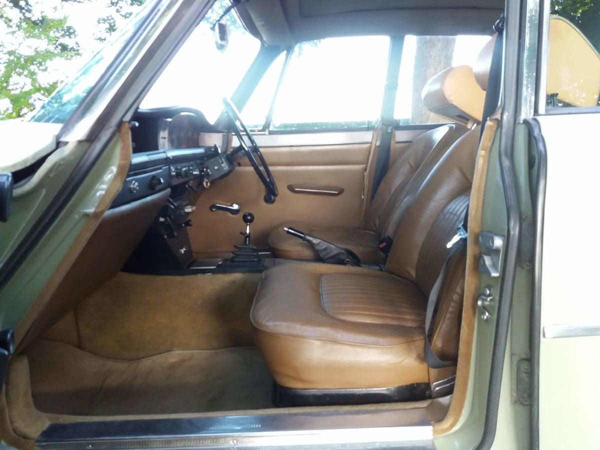 1974 Rover p6 2000tc For Sale (picture 5 of 6)