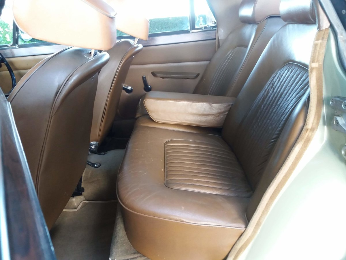 1974 Rover p6 2000tc For Sale (picture 6 of 6)