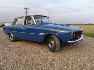 1973 Rover 2000 sc auto - 60,000 miles - lovely !! For Sale