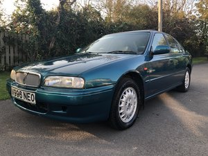 Picture of 1999 Rover 623 GSi, 28K miles, FRSH, tme warp condition