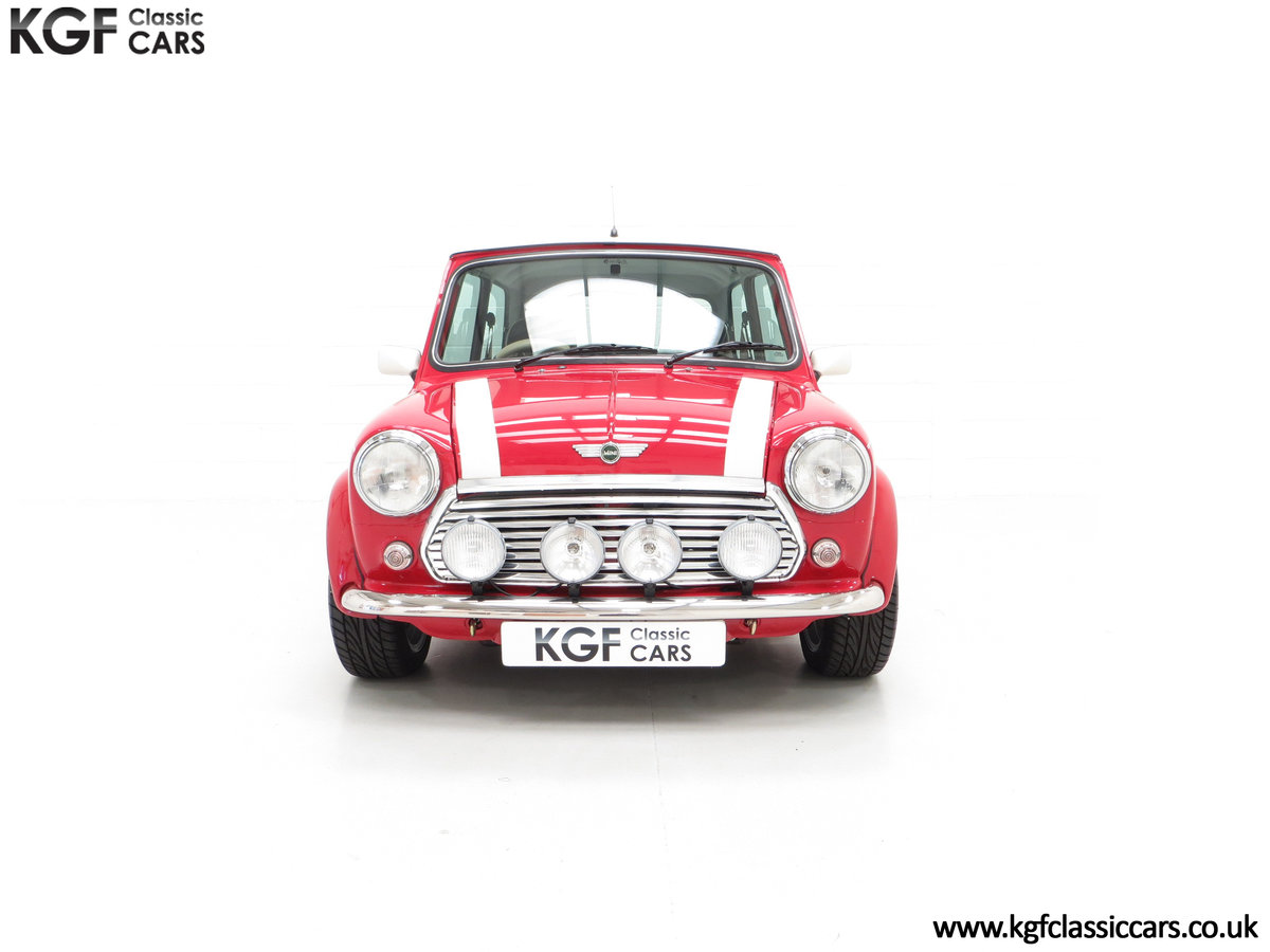 2000 A Rover Mini Cooper with Factory Sport Pack, 992 Miles SOLD (picture 3 of 24)