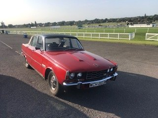 1974 ROVER P6 3500s For Sale (picture 1 of 6)