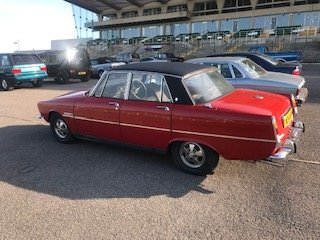 1974 ROVER P6 3500s For Sale (picture 2 of 6)