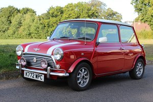 Picture of Rover Mini Cooper JCW Conv 1992 - To be auctioned 30-10-20