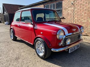 Rover Mini Cooper 1275 full nut and bolt restored