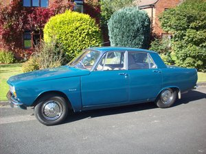 1967 Rover 2000 SC Automatic