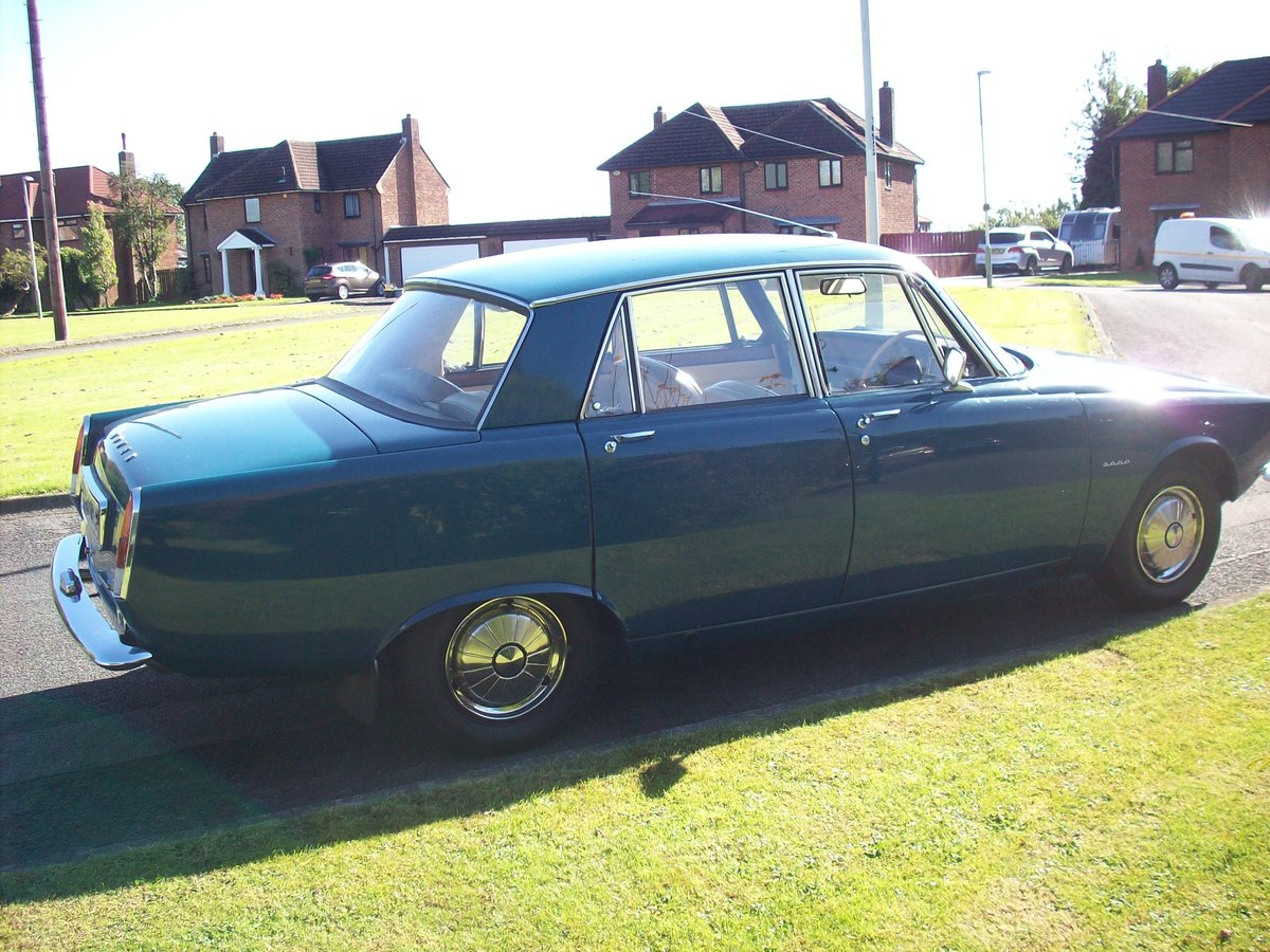 1967 Rover 2000 SC Automatic SOLD (picture 3 of 6)