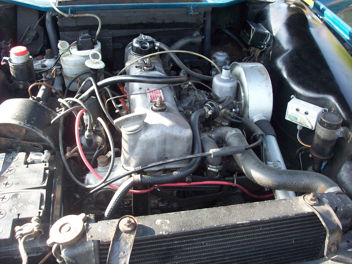 1967 Rover 2000 SC Automatic SOLD (picture 5 of 6)