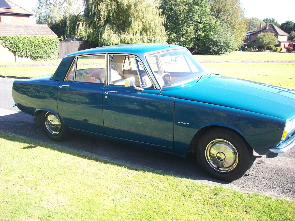 1967 Rover 2000 SC Automatic SOLD (picture 1 of 6)