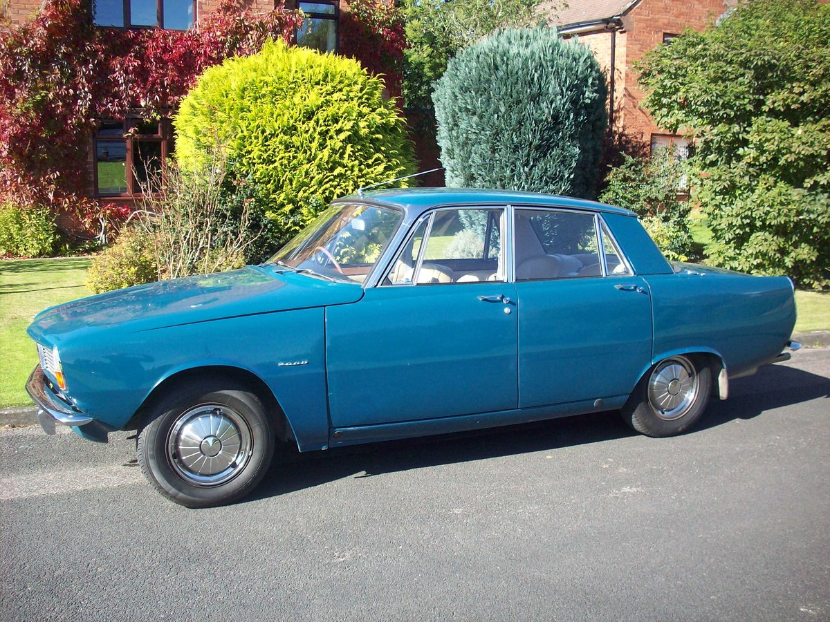 1967 Rover 2000 SC Automatic SOLD (picture 2 of 6)