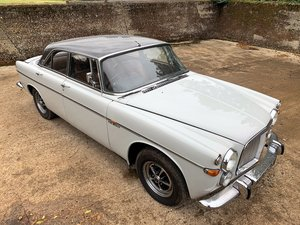 1972 Rover P5b Coupe +1 owner since 1980