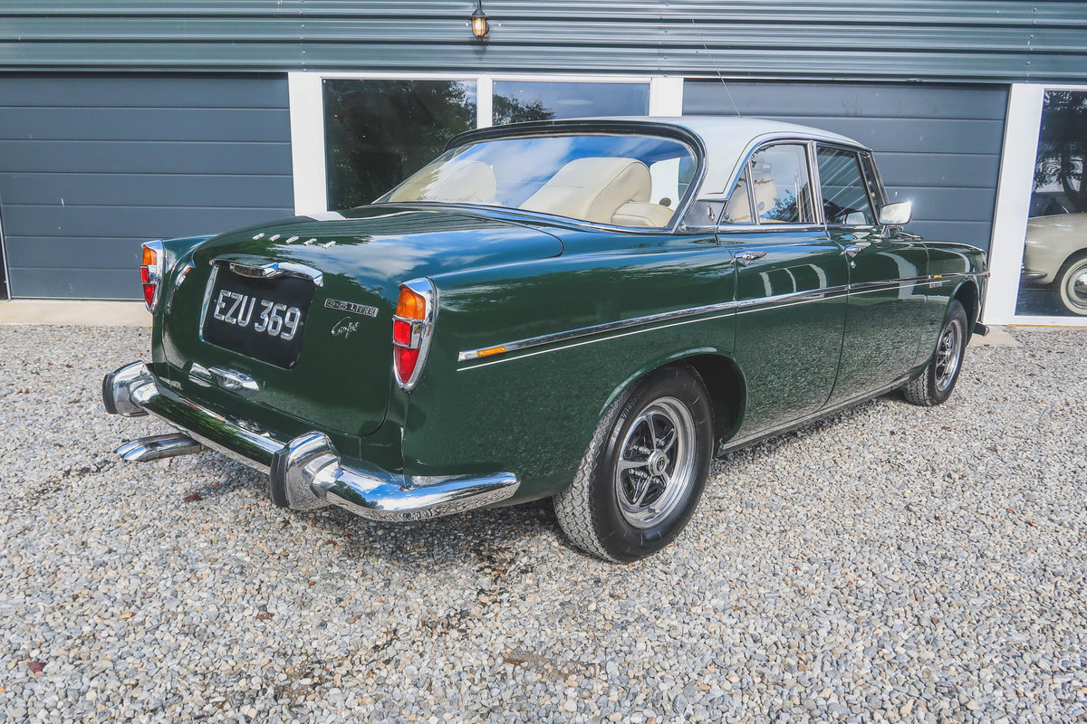 1969 Beautiful Rover P5B Coupe For Sale (picture 2 of 6)