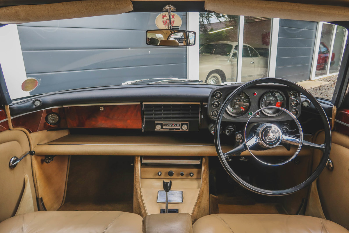 1969 Beautiful Rover P5B Coupe For Sale (picture 4 of 6)