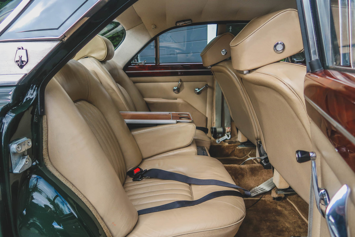 1969 Beautiful Rover P5B Coupe For Sale (picture 6 of 6)
