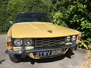 Rover P6 3500 auto/ Power steering