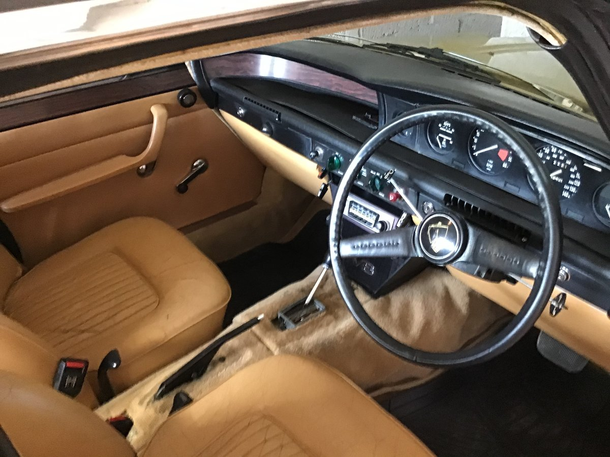 1972 Rover P6 3500 auto/ Power steering  For Sale (picture 2 of 6)