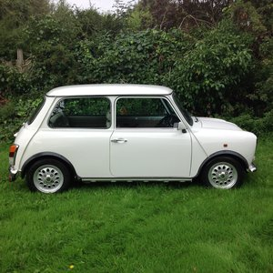 Picture of 1997 Mini Mayfair Immaculate Condition