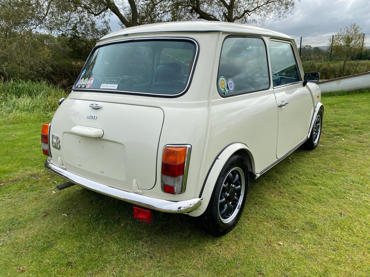1998 ROVER MINI PAUL SMITH MANUAL 1 OF 1800 INVESTABLE CLASSIC *  For Sale (picture 2 of 6)