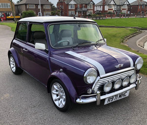 Picture of 1998 Rover Mini Cooper SI For Sale by Auction