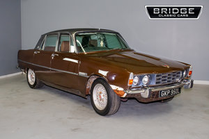 Picture of 1972 1973 Rover P6 3500S - Restoration Project