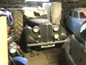 Picture of 1937 Rover P2