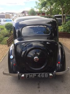 Picture of 1946 Beautiful Rover P2