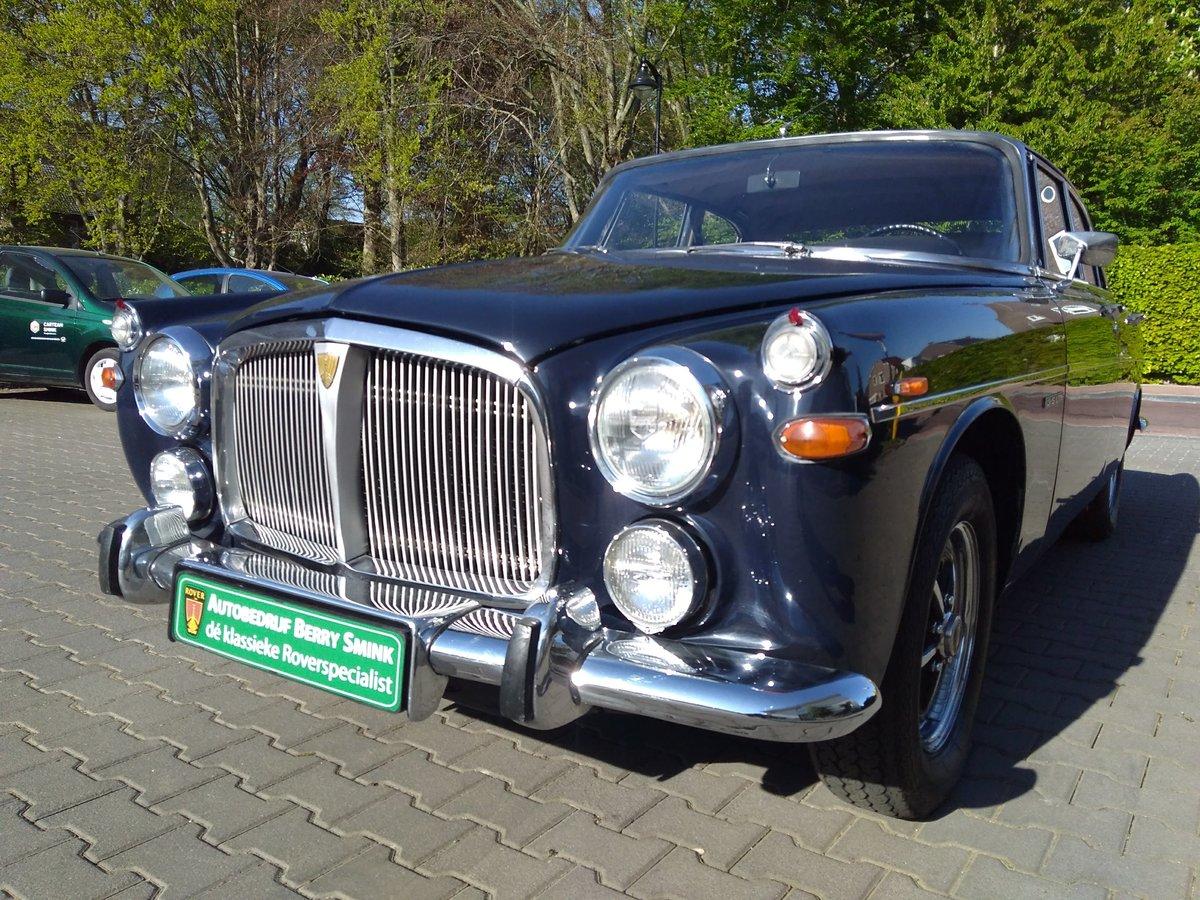 1968 Rover P5B Coupe For Sale (picture 1 of 6)