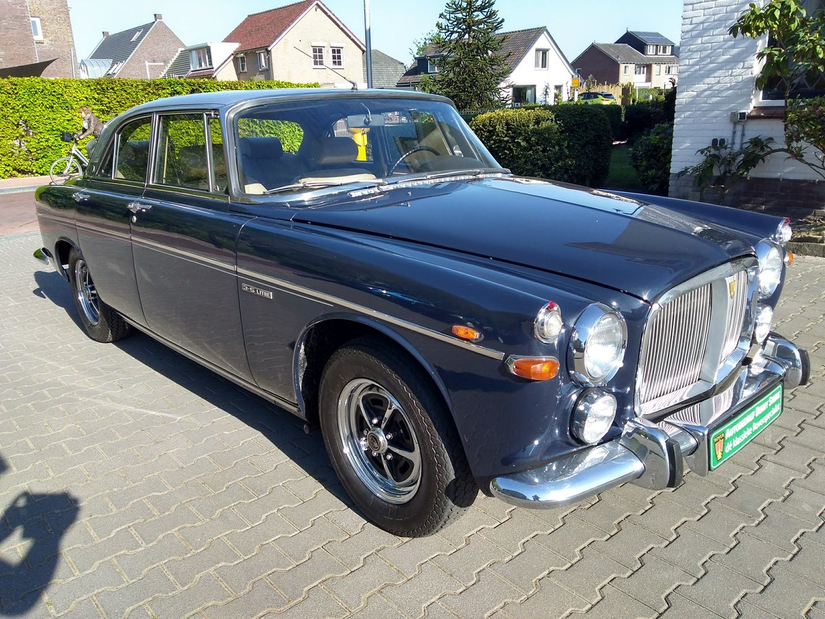 1968 Rover P5B Coupe For Sale (picture 2 of 6)