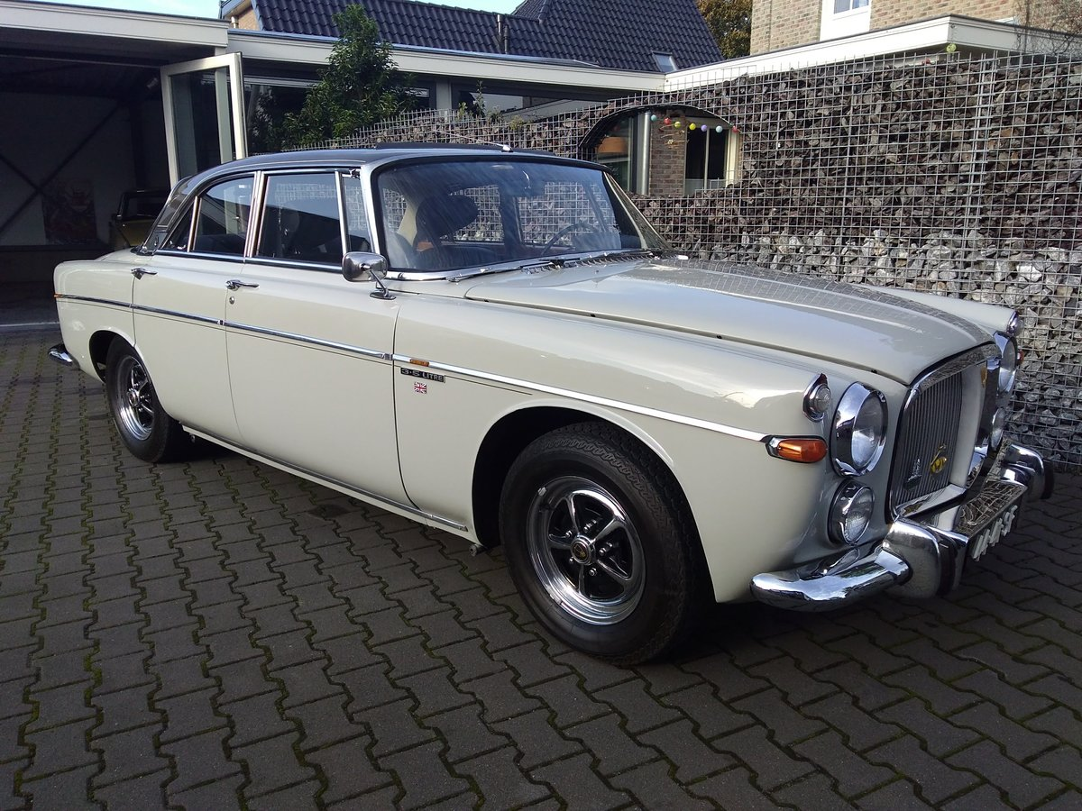 1971 Rover P5B Coupe For Sale (picture 1 of 6)