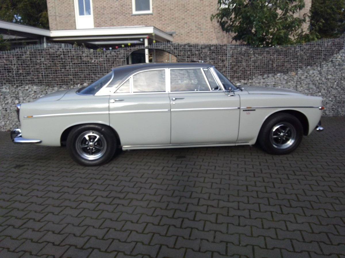1971 Rover P5B Coupe For Sale (picture 2 of 6)