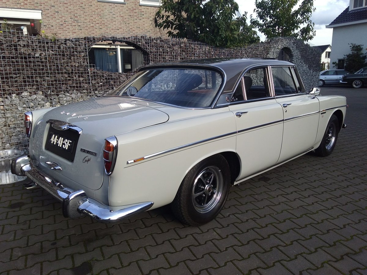 1971 Rover P5B Coupe For Sale (picture 3 of 6)