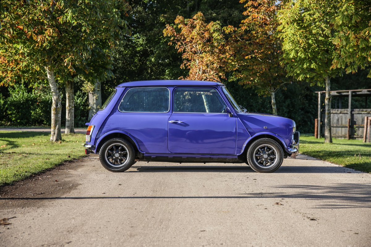 1999 Rover Mini Paul Smith Limited Edition For Sale (picture 4 of 19)