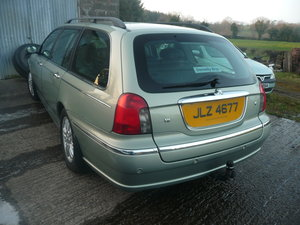 Picture of 2002 Rover 75 Touring 2.0 V6 Manual, leather £675 ONO