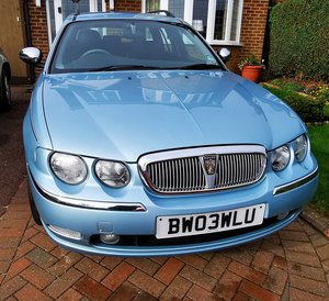 Picture of 2003 ROVER 75 1.8 SE ESTATE - VERY LOW MILAGE SOLD