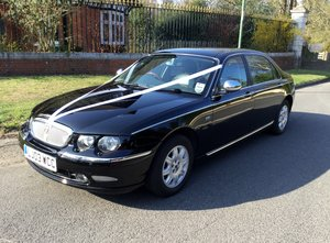 Picture of 2003 Rover 75 lwb limousine