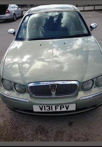 Picture of 2000 Rover 75 2.5 coneseur se auto