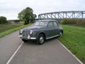 Picture of 1962 Rover 80 P4 Historic Vehicle  For Sale