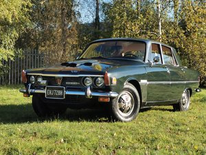Picture of 1970 Rover P6 3500 3500S *** UK REGISTERED ***
