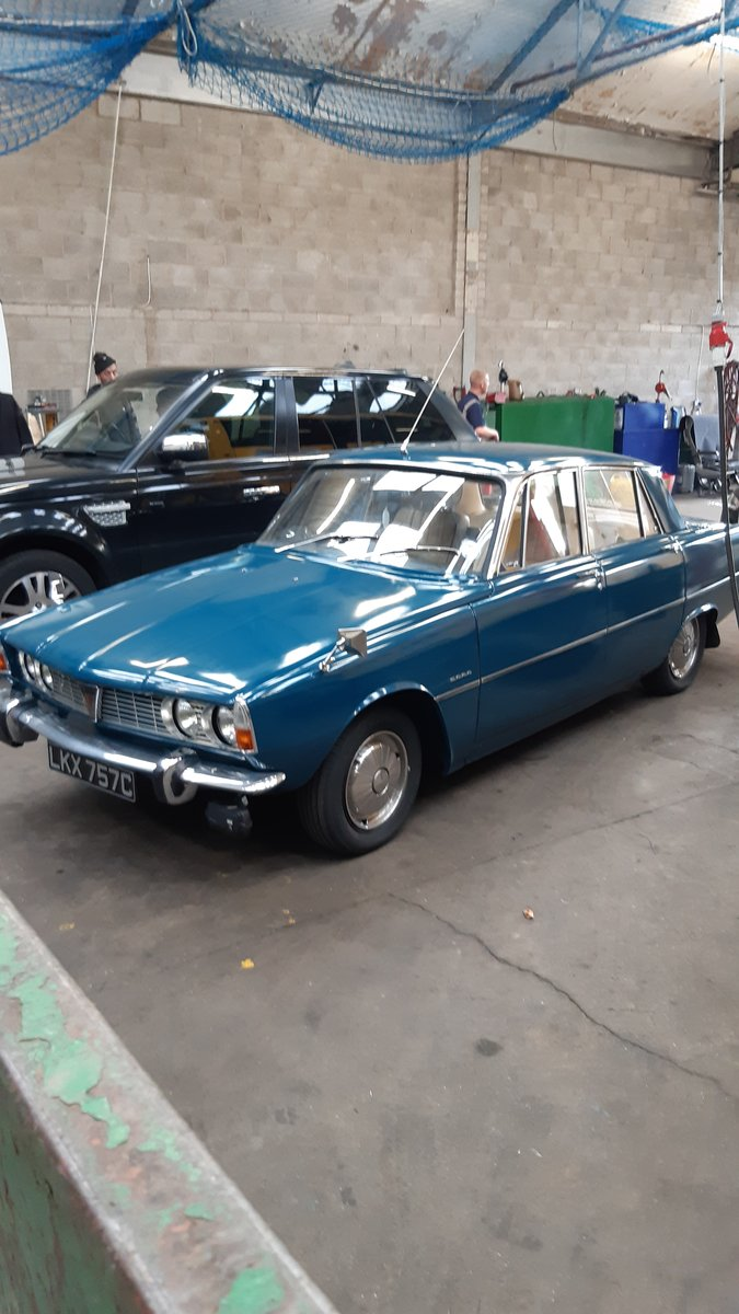 1965 P6 Rover 2000 For Sale (picture 1 of 6)