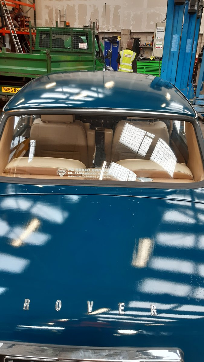 1965 P6 Rover 2000 For Sale (picture 6 of 6)