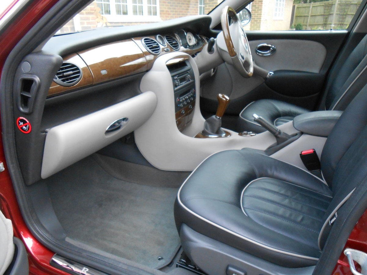 2005 ROVER 75 Connoisseur SE 1.8 Manual 39000 For Sale (picture 6 of 6)
