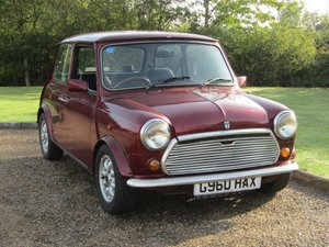 Picture of 1989 Rover Mini Thirty Auto at ACA 7th November  For Sale by Auction