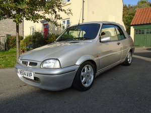 Picture of 1996 Rover 114 Cabrio Convertible